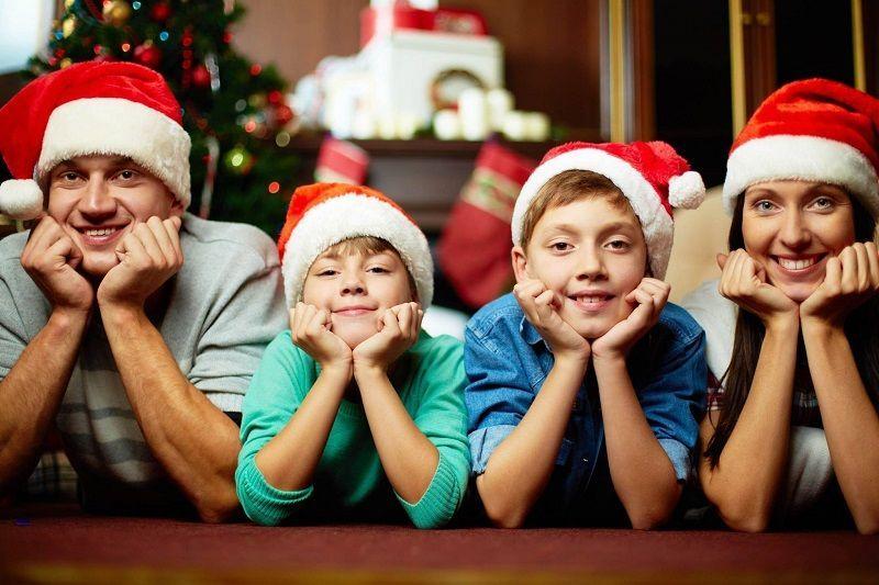 tres regalos de navidad