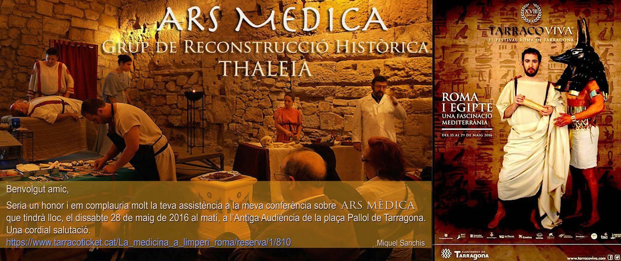 Tarraco: dientes e inventos. Homenatge a Tàrraco Viva