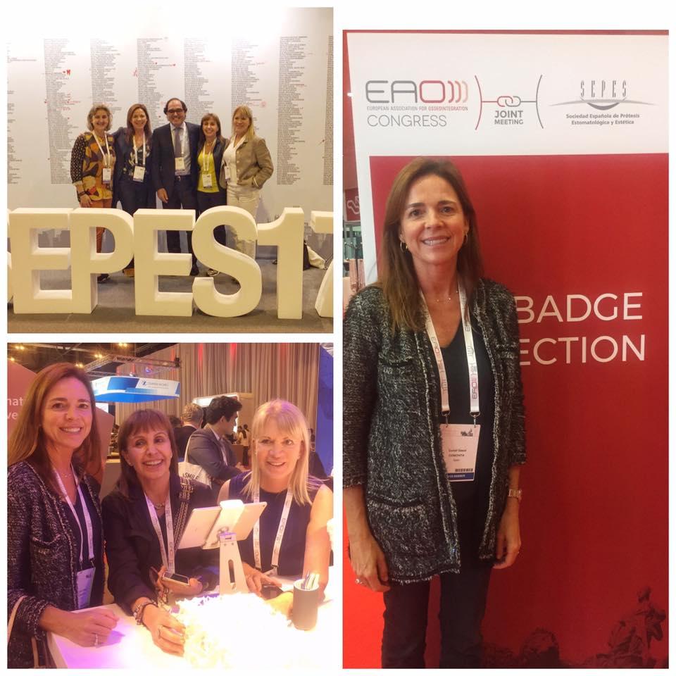 Congreso Anual de la Sociedad Española de Prótesis Estamológica