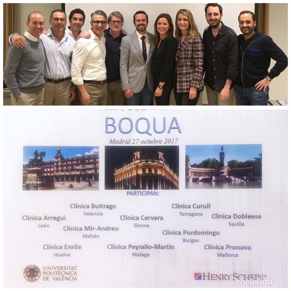 VIII Jornadas de Formación del Grupo Boqua