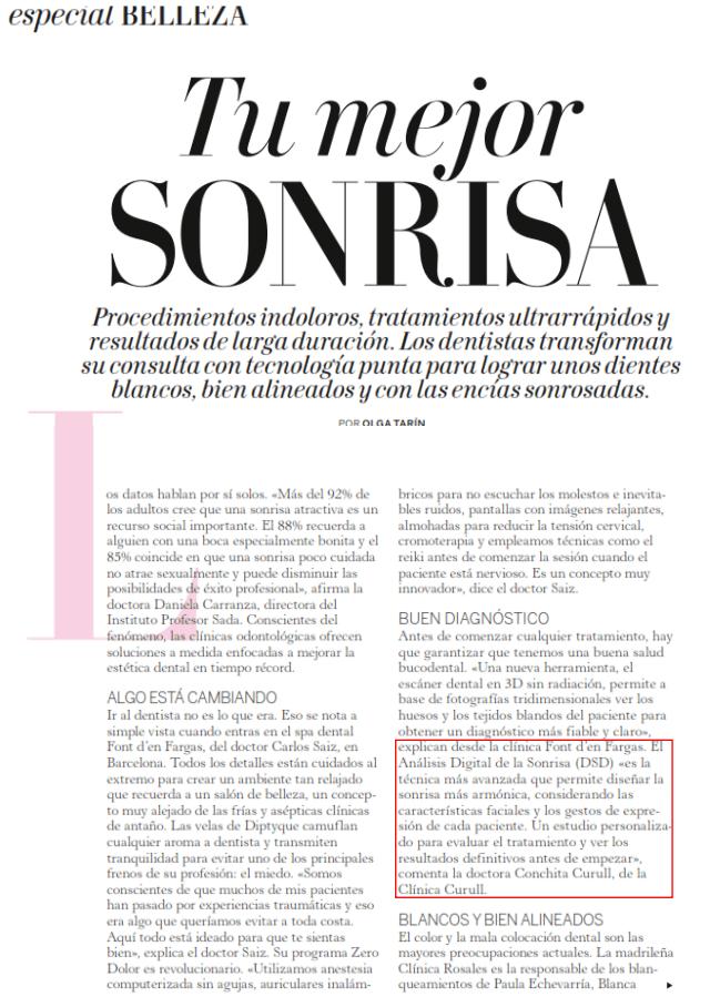 Woman entrevista la Dra. Conchita Curull